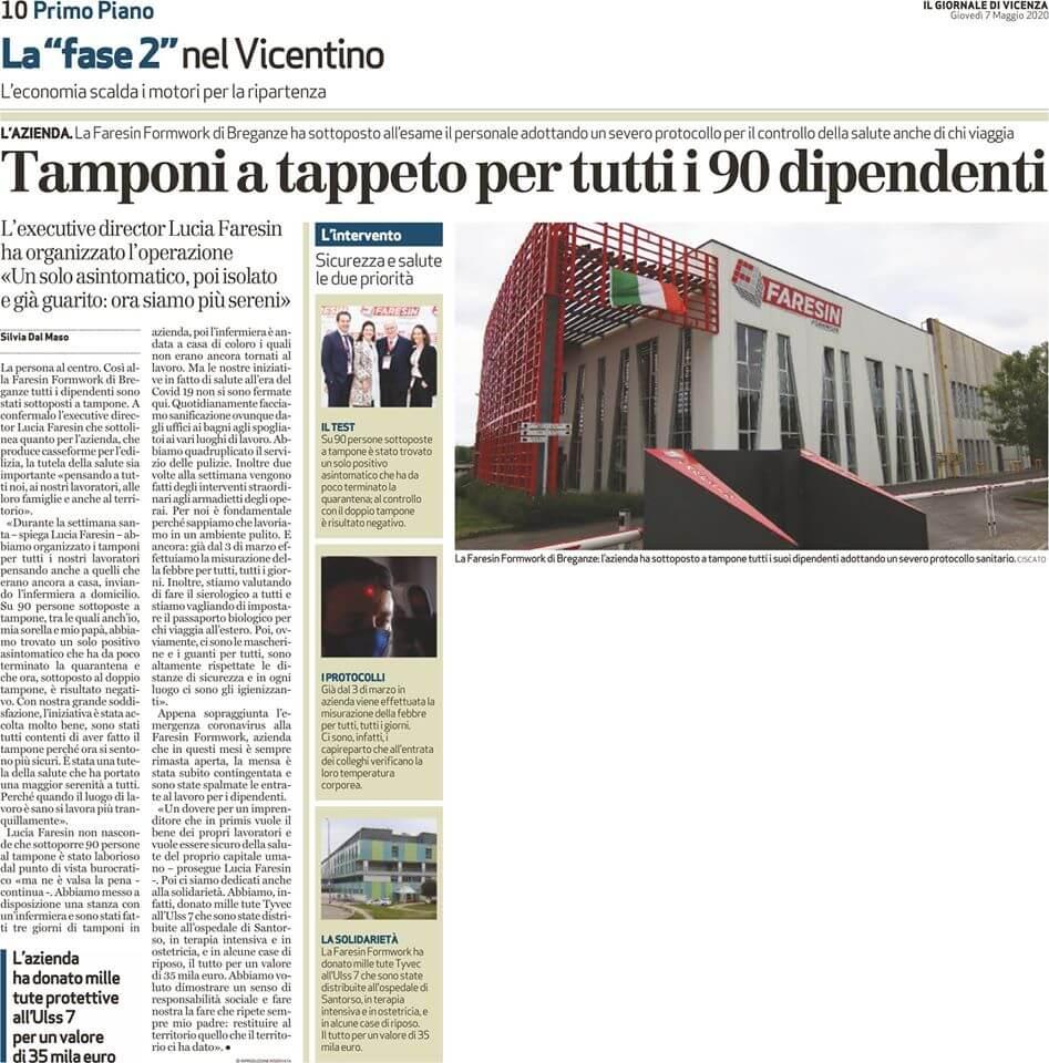 Post Giarnale Di Vicenza